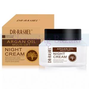 DR.RASHEL Argan Oil Night Cream Amino Acid Collagen Face Whitening Creams | Best shopping sites in pakistan