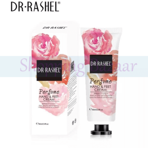 Perfume Hand and feet cream by Dr Rashel   best shopping sites in pakistan