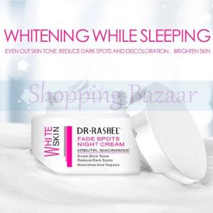 Fade spots Night Cream by Dr Rashel |best shopping sites in pakistan