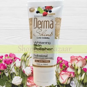 Derma Shine Whitening Skin Polish Price In Pakistan - Shopping Bazaar